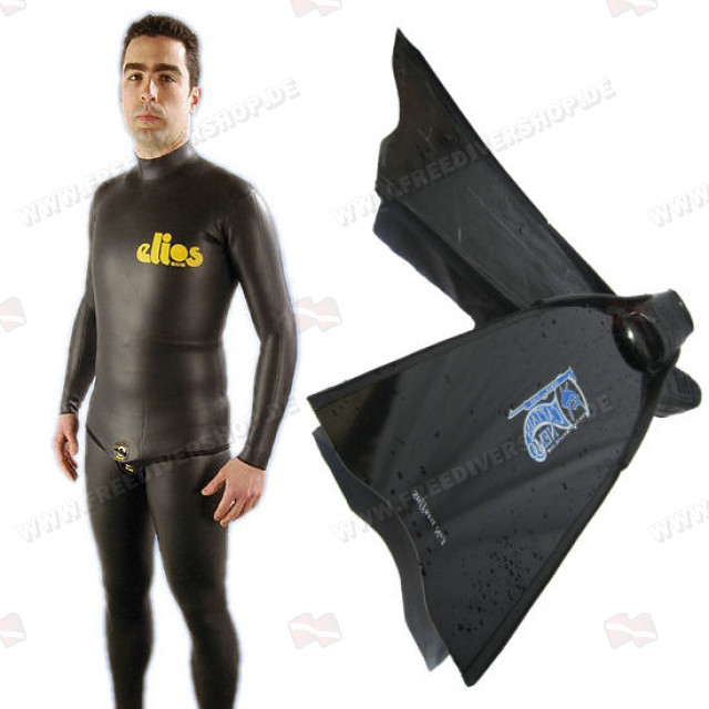 Freediver Bi-Fins Bundle