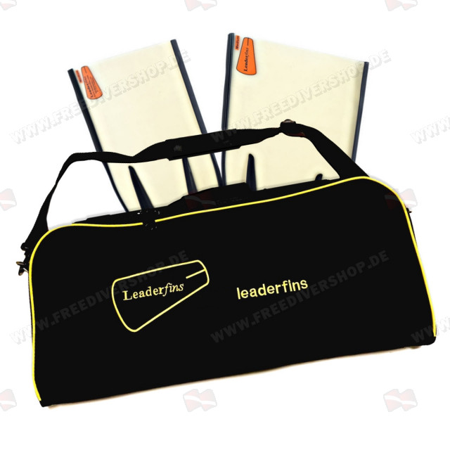 Leaderfins Short Fins Bag with Pocket