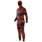 Elios Stone Camouflage - Maßgeschneiderter Tauchanzug