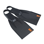 Leaderfins Saver 210 Carbon Fins + Socks / 5 Pairs Lot