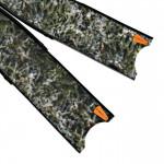 Leaderfins Alga 3D Camouflage Flossen Blätter