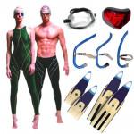 Finswimmer Bi-Fins set
