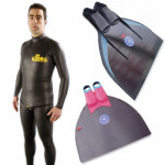 Freediver Basic Monoflosse Set