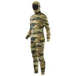 Elios Shaca / Marrone Camouflage - Maßgeschneiderter Tauchanzug