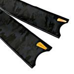 Leaderfins Black Camouflage Flossen Blätter