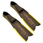 Ultrafins Speedy Black Flossen