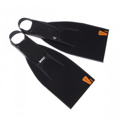 Leaderfins Saver Black Fins + Neoprene Socks