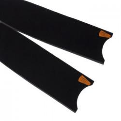 Leaderfins Wave Black Fin Blades