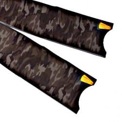 Leaderfins Wave Camouflage Carbon Fin Blades