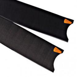 Leaderfins Wave Carbon Fin Blades