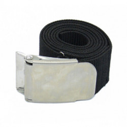 Divein Nylon Weight Belt - Metal Buckle