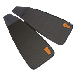 Leaderfins Short Carbon Fin Blades