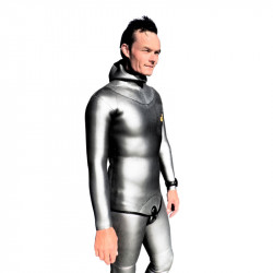 Elios Superskin Silver (Heiwa / Yamamoto-45) Competitor - Tailor Made Wetsuit