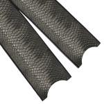 Leaderfins Reptile Skin Flossen Blätter - Sonderausgabe