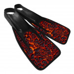 Leaderfins UW Games Lava - Limited Edition Flossen